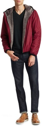 Saks Fifth Avenue COLLECTION BY ESEMPLARE Eco Fur-Lined Short Jacket
