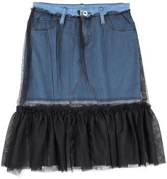 Twin-Set TWINSET Denim skirts