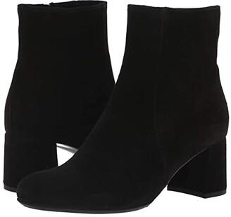 La Canadienne Jiji (Black Suede) Women's Boots