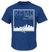 Kansas City Royals Men's Skyline T-Shirt