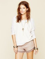 Free People Lacey Denim Cutoff Shorts