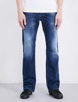 Diesel Zatiny regular-fit straight jeans