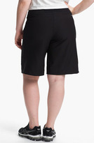 Moving Comfort 'Fearless' Bermuda Shorts (Plus Size)