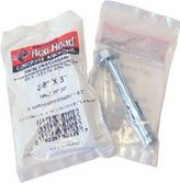 ITW Brands 50115 Red Head Hex Sleeve Anchor [Misc.] [Misc.]