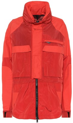 Unravel Nylon jacket