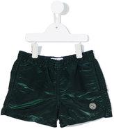 Stone Island Junior - iridescent swim shorts - kids - Polyamide/Polyester - 2 yrs