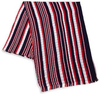 Isabel Marant Dezi Multi-Stripe Scarf