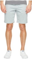 Perry Ellis Solid Stretch Sateen Shorts