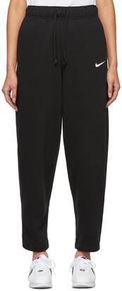 Nike Black Fleece Sportswear Essential Lounge Pants