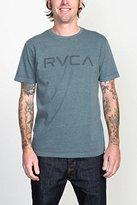 RVCA Men's Big Transparent T-Shirt