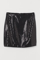 Thumbnail for your product : H&M Sequined skirt
