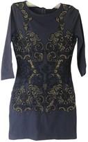 Markus Lupfer Navy Cotton Dress for Women