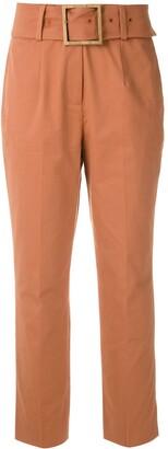 Eva Tailored Belt Trousers