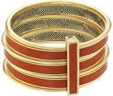 House Of Harlow The Titaness Leather Bangle