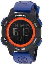 Puma Unisex PU911271002 Trinomic Blue Digital Display Watch