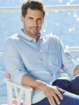 Jeanswest Jonas Long Sleeve Check Shirt-Sky Blue-S