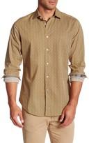 Ganesh Long Sleeve Printed Shirt