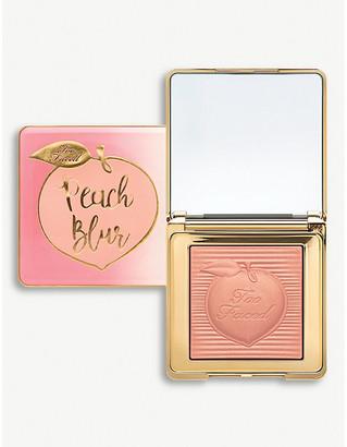 Too Faced Ladies Pink Peach Blur Finishing Powder, Size: 8g