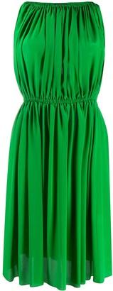Gianluca Capannolo pleated mini dress