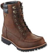L.L. Bean Sawduster Waterproof Work Boot, Moc-Toe