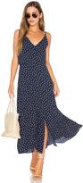 Eight Sixty Polka Dot Dress