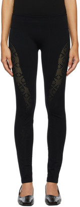 Alyx Black A Knit Leggings