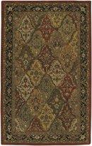 Surya Caesar CAE-1118 Hand Tufted Wool Round Classic Accent Rug, 6-Feet