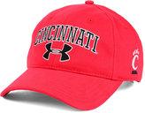 Under Armour Cincinnati Bearcats Brushed Twill Adjustable Cap