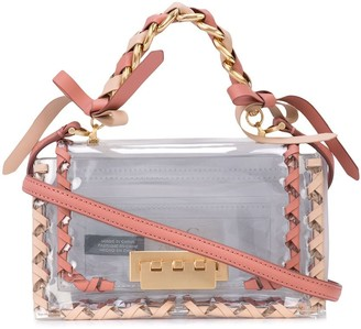Zac Posen Earthette chain mini bag