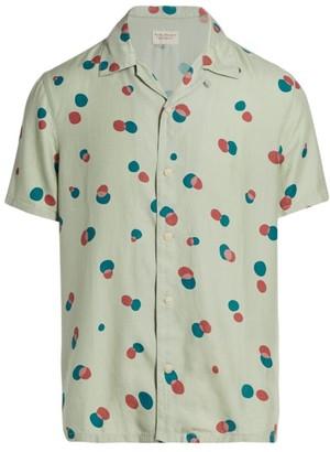 Nudie Jeans Arvid Random Dots Shirt