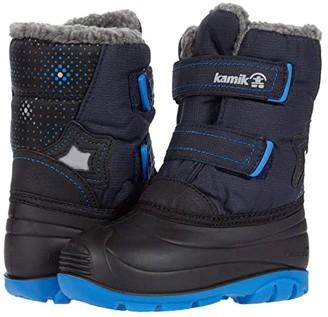 Kamik Buzz (Toddler) (Navy/Blue) Boy's Shoes