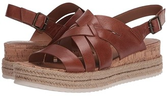 Trask Randi (Taupe Oiled Suede) Women's Sandals