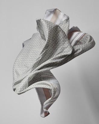 Ted Baker BAAKER Mono wide scarf