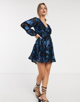 Raga Ocean Song floral print dress
