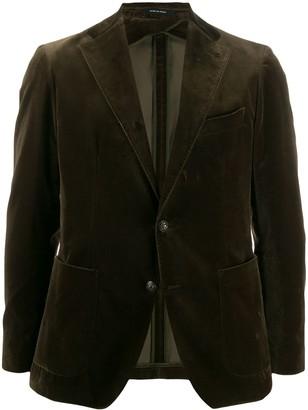 Tagliatore Slim-Fit Suit Jacket