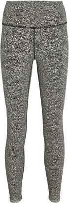 Varley Luna Printed High-Rise Leggings