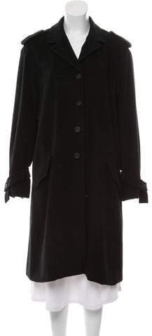 Chanel Cashmere Long Coat