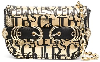 Versace Jeans Couture Logo-Print Belt Bag