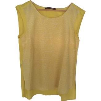 Comptoir des Cotonniers \N Yellow Top for Women