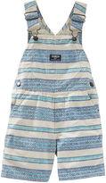 Osh Kosh Oshkosh Striped Shortalls - Baby Boys 6m-24m