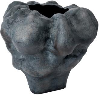 L'OBJET Timna Vase - Blue - Short