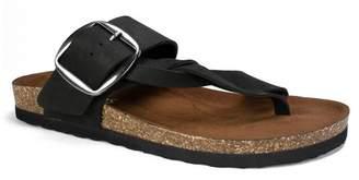 White Mountain Footwear Harvey Braided Footbed Sandal