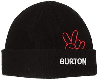 Burton Mini Beanie (Toddler) (True Black 2) Beanies
