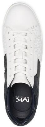 MICHAEL Michael Kors Two-Tone Low-Top Sneakers