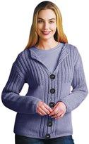 Pure Handknit Lisbon V-Neck Pullover