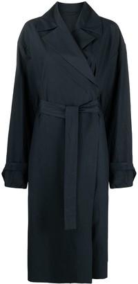 Jil Sander Belted Trench Coat