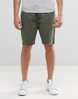 Brixton Shorts With Drawstring Waist