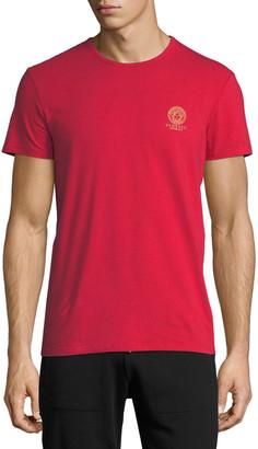 Versace Medusa Logo Crewneck T-Shirt