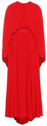 Valentino Silk crepe gown