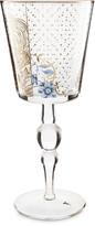 Pip Studio Royal Golden Flower Wine Glass